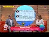 ¿Terminó o no terminó Belinda su relación con Chris Angel? | Sale el Sol