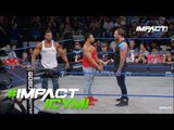 Chris Adonis Runs into Freddie and Andy from Swole-Mates on Pop | #IMPACTICYMI July 13th, 2017