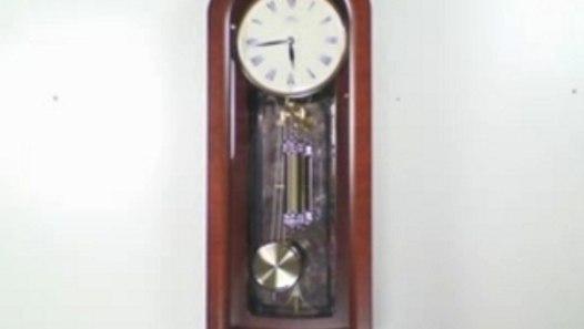 Seiko Emblem Luxury Musical Wall Clock Ahs001b H Video