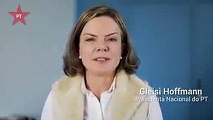 Gleisi pede dinheiro para Carta Capital