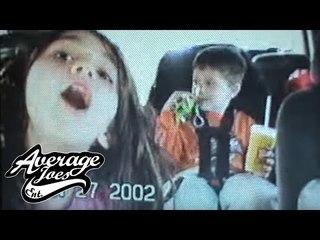 Sarah Ross Restuccio singing as a little girl hahaha!