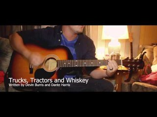 Devin Burris Acoustic- Trucks, Tractors and Whiskey