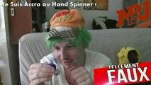 Parodie Tellement Faux - Je suis accro au Hand Spinner