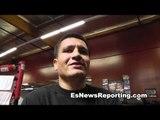 Hector Munoz Johnny Tapia Friend Talks To EsNews
