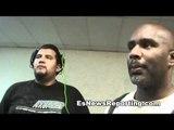 Boxers Talk Adrien Broner vs Vicente Escobedo,  Chavez vs Martinez, Gamboa,
