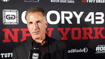 GLORY CEO reveals GLORY 43 NEW YORK nearly doubled gate of GLORY 12 New York