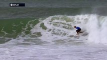 Kelly Slater's 9.10 Double Barrel in Round One - Corona Open J-Bay 2017 Highlights