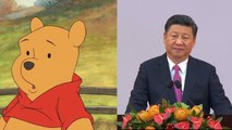 Winnie the Pooh images removed by Chinese internet censors