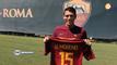 Moreno ya entrenó con la Roma