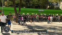 Ingressos para show do Coldplay no Brasil esgotam e banda anuncia show extra