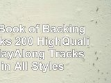 Read  Big Book of Backing Tracks 200 HighQuality PlayAlong Tracks in All Styles 7822addc