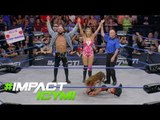 Allie Wins!!! No One is More Excited Than Allie and Braxton!   #IMPACTICYMI June 1st, 2017