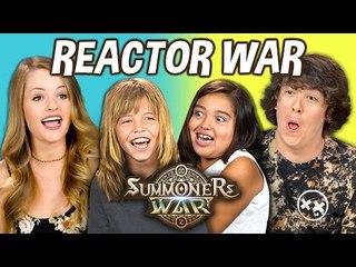 war between reactors college kids kids react special
