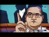 Lo absurdo de la llegada de Javier Duarte a México | Noticias con Ciro Gómez Leyva