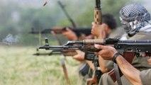 PKK'lı Teröristler Tunceli'de Jandarma Karakoluna Saldırı