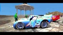 Et des voitures enfants les couleurs garderie Rime rimes homme araignée avec McQueen aiguille Disney Pixar