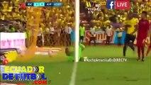Barcelona #BSC 3 0 Juan Aurich | NOCHE AMARILLA 2017