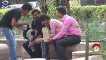 Selling Bra in Public Prank - Prank In India  The HunGama Films