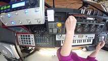 Boss RC-505 - Live looping song -Deep Impression by Nastya Maslova