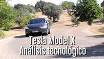 Tesla Model X P100D - Probamos el coche más potente de Tesla