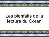 Les bienfaits de la lecture du CORAN . L'image du croyant et de l'hypocrite qui lisent et qui ne lisent pas le CORAN