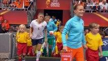 منتخب هولندا الممتع يفوز على النرويج في افتتاح بطولة اوروبا للسيدات 2017