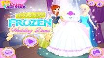 Robe mariage Princesse Elsa douleur Anna I dub jeux débauchées ELSA et la princesse Anna Lake.