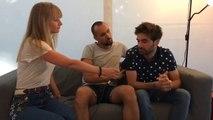 Notre interview du groupe Synapson dans les coulisses du Festival Beauregard