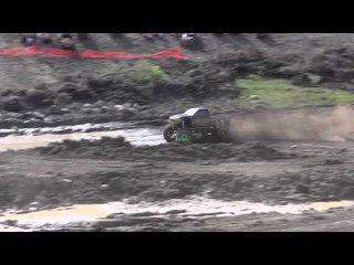 Monsterado (David Coulter) - Run 1 at Rush Offroad Park (2015)