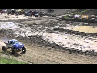 Invader (Ricky Thompson) - Run 1 at Rush Offroad Park (2015)