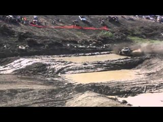 8 Up (Robby Armstrong) - Run 1 at Rush Offroad Park (2015)