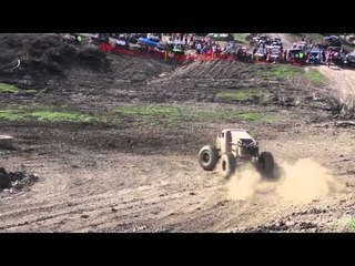 Intruder 2.0 (Barry Thompson) - Run 2 at Rush Offroad Park (2015)