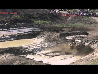 Dirty Money (Dustin Baker) - Run 2 at Rush Offroad Park (2015)