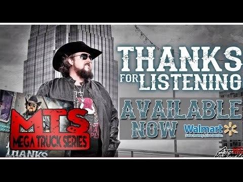 Mega Truck Series Drivers Pick Up Colt Ford's New Album!