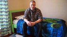 Un et un à un un à lit par par bricolage tiroirs Comment faire faire à Il jumelle avec chris