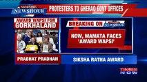 Mamata Banerjee's Govt Faces Award Wapsi As Protest For Gorkhaland Intersifies