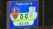 Gazélec FC Ajaccio - Amiens SC (1-1) - Résumé
