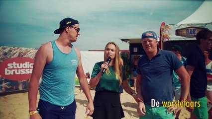 Desperados: meet the party people at Ostend Beach Festival