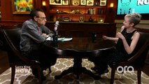 If You Only Knew: Andrea Riseborough | Larry King Now | Ora.TV
