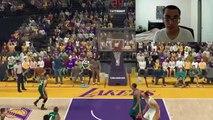 DIAMOND ZYDRUNAS ILGAUSKAS GAMEPLAY! 73 CHEESE! || NBA 2K17 MyTeam Gameplay