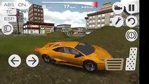 Extrême voiture au volant simulateur tous les voiture les pièces