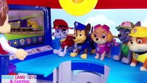 Nickelodeon Paw Patrol Mission Pups Saves George Pig Lookout Tower Peppa Pigs Deluxe Treeh