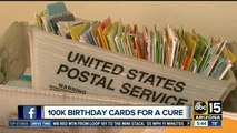 Jacob Priestly gets thousands of birthday cards -- now he's hoping for more