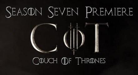 Couch of Thrones: Season 7 Premiere Rundown