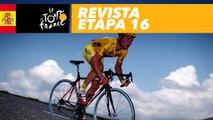 Revista: Thomas Voeckler, goodbye to the Tour - Etapa 16 - Tour de France 2017
