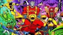 Justice League Darkseid War Prequel Movie and Steppenwolf Breakdown