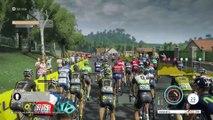 Tour de France 2017: Le Puy-en-Velay/Romans-sur-Isère, Stage 16, Direct Énergie Sylvain Chavanel PS4
