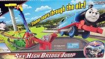 Et garçons pont pour amis saut jouet jouets Entrainer Thomas trackmaster sky-high playset kinder