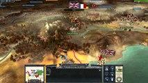 Napoleon Total War Campaign w Glader #3 - The Battle of Gibraltar [720] part 1/2