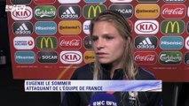 """France-Islande (1-0) – Le Sommer : """"Ça a été très difficile mais on n'a rien lâché"""""""